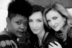 Sarah Darling, Jenn Bostic & Kyshona Armstrong 2016
