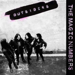 """The Magic Numbers """"Outsiders"""" (Role Play Records, 2018"""