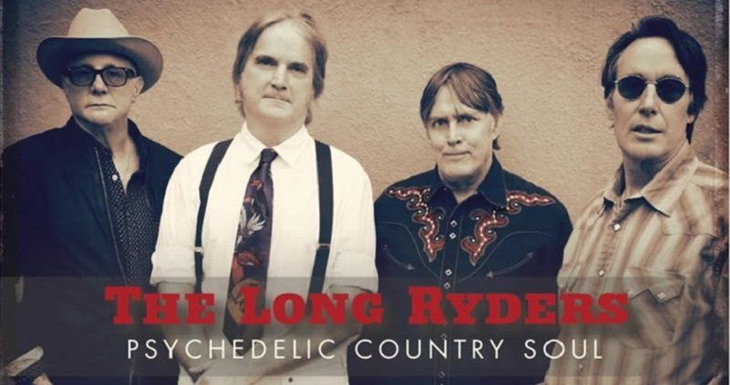 Long Ryders have new album next year, expanded old albums