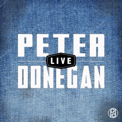 "Peter Donegan ""Live"" (Independent, 2019) 