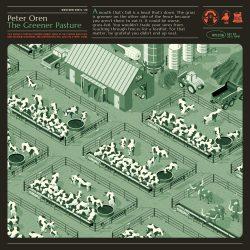 """Peter Oren """"The Greener Pasure"""""""