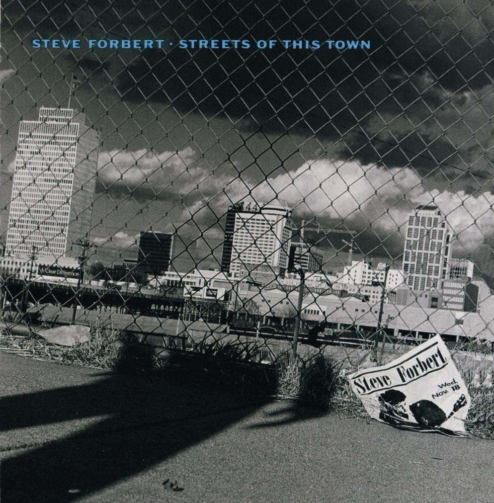 Steve Forbert album cover
