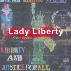 "Gerry Spehar ""Lady Liberty EP"" artwork"