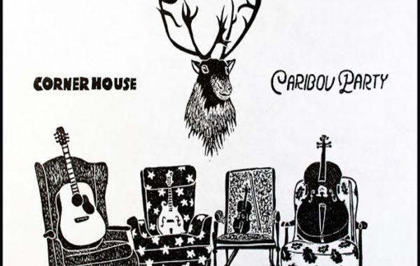 Front cover for Corner House Caribou Party EP